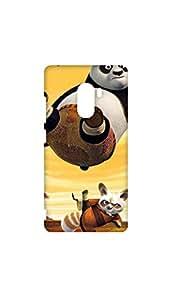Kung fu Panda With Shifu Case For Lenovo K4 Note