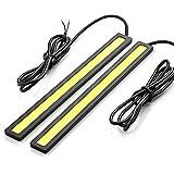 Auto-Glühbirne, 2 Stück, 14 cm, 600 – 700 lm, Tageslichtstrom, Weiß, hohe Leistung, wasserdicht, IP68 Tageslicht, 12 V, Auto-Glühbirne Bianco