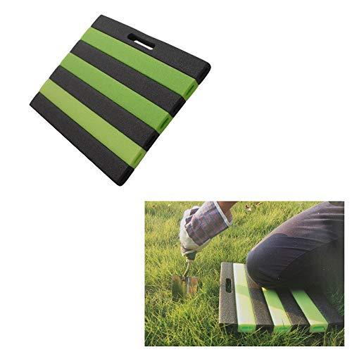 Dick kniend Pad 45,7 x 27,9 x 4,6 cm tragbar EVA-Schaum Garten kneelers