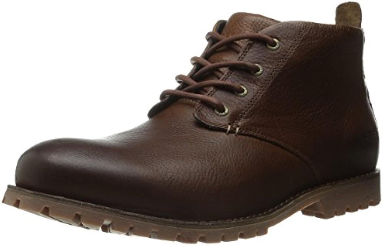Bogs Men's Johnny Chukka WaterproofLeather Boot