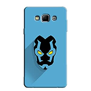 BLUE BEETEL BACK COVER FOR SAMSUNG A5