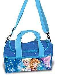 Preisvergleich für Kinder Tasche - Frozen - ELSA - Anna - Olaf - Frozen - Eiskönigin - Blau