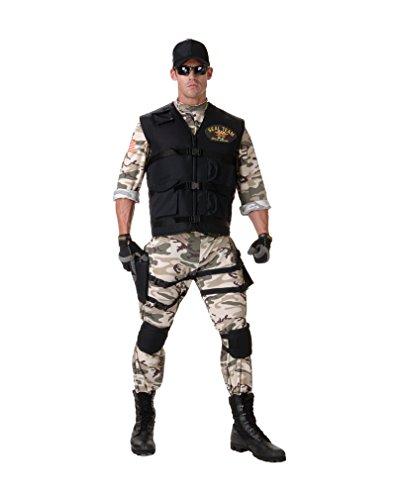 Navy SEAL Anzug (Seal Kostüm)