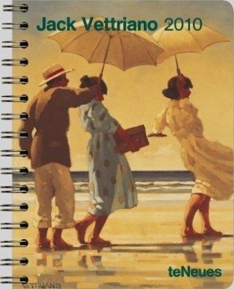 2010 Vettriano Deluxe Diary