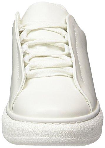 Steve Madden Damen Hara Sneaker Weiß (White)