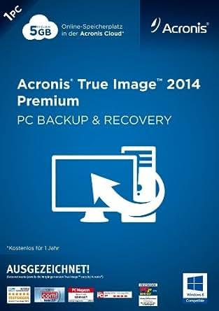 Acronis True Image 2014 Premium [Download]