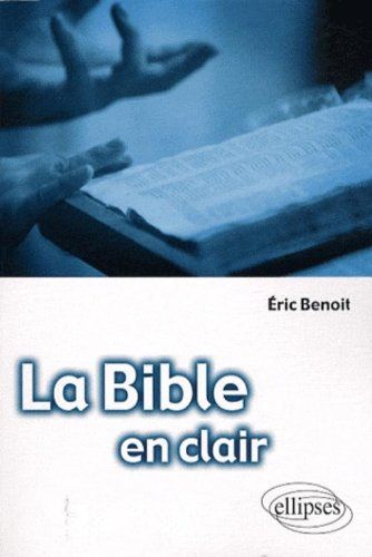 La Bible en clair