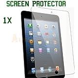 Displayschutz Folie x1 Mit Reinigungstuch Für Apple iPad 4/3/2 - Transparent
