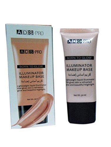 ADS PRO Born to Glow Illuminator Makeup Base - Sunbeam 01