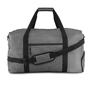 Winter & Co. stilvolle Sporttasche Männer mit Schuhfach und Trinkflaschenhalter – XXL Groß 44 Liter Handgepäck…
