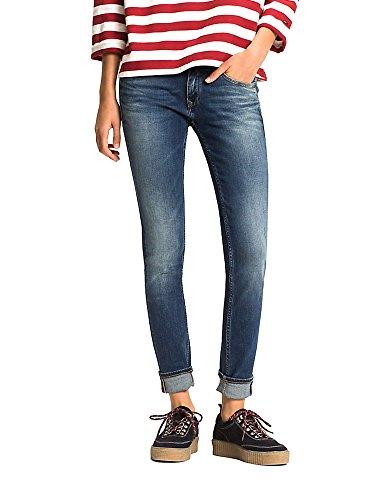 w Rise  Sophie  Skinny Jeanshose Blau (Industrial Blue Stretch 911) W30/L32 ()