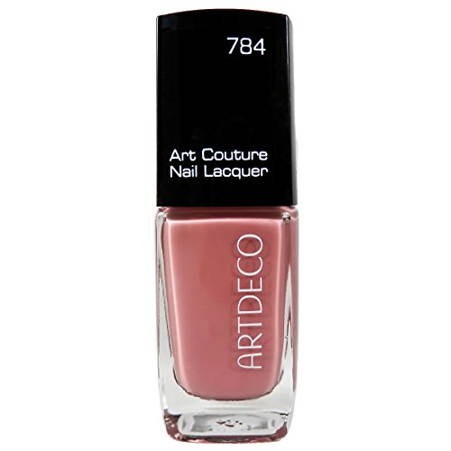 Artdeco Art Couture Nail Lacquer unisex, Nagellack, farbe: 784 couture classic rose, 1er Pack (1 x 51 g)