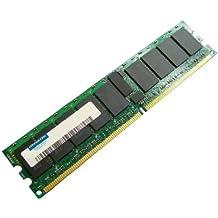 Hypertec HYR23212841GBOE Hyperam - 1 GB 400 mhz PC2-3200 DDR2 128X4 Dual Rank ECC Reg DIMM (garantía de por vida)
