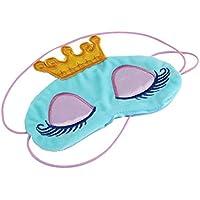 Princess Crown Fantasie Augen Abdeckung eyeshade Eyepatch Reisen Sleeping Blindfold Shade Augenmaske Patches preisvergleich bei billige-tabletten.eu