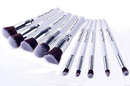 Neverland Professionnels Pinceaux de Maquillage brosse make-up Kit de brosses cosmétiques #4