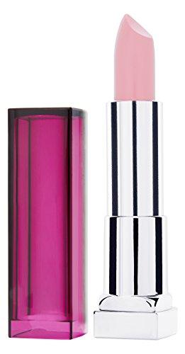 Maybelline New York Make-Up Lippenstift Color Sensational Lipstick Pink Pearl / Glänzendes Rosa mit pflegender Wirkung, 1 x 5 g