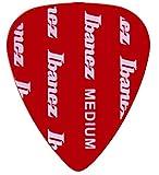 Ibanez ANL141M-RD Plettri, Rosso Trasparente