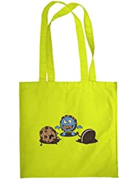 TEXLAB - Monster Prank Cookie - Stoffbeutel