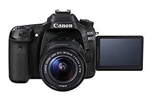 Canon EOS 80D Digital SLR Camera with 18 - 55 mm IS STM Lens