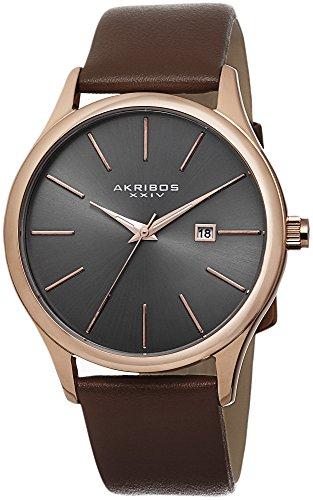 Akribos XXIV AK618RG Orologio da...