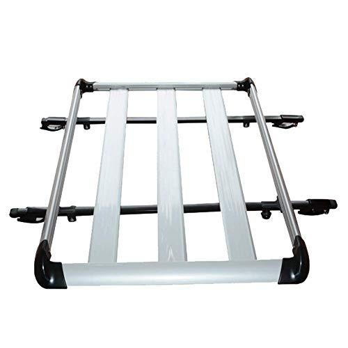 RUIX Dachgepäckträger,Auto Gepäckträger/Dachträger Korb Gepäckbox