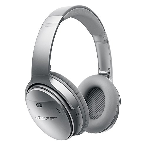 Bose ® QuietComfort 35 kabellose Kopfhörer silber - 2