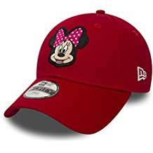 New Era Casquette 9FORTY Enfant Disney Patch Minnie Mouse rouge 3c82c5a89ac