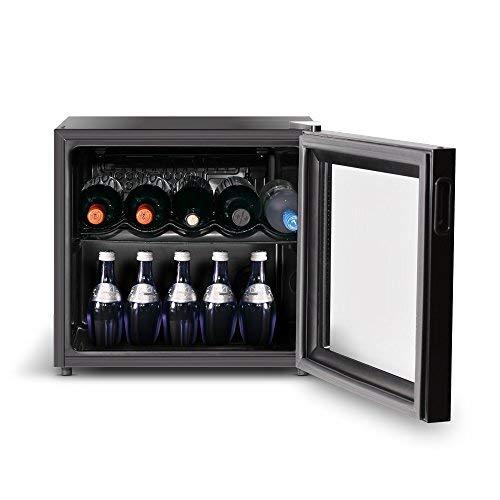 Inventor Vino Weinkühlschrank 66L für bis zu 24 Weinflaschen (bis zu 300 mm Höhe),...