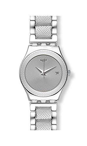 Uhren Swatch Irony Medium YLS466G Classy Silver