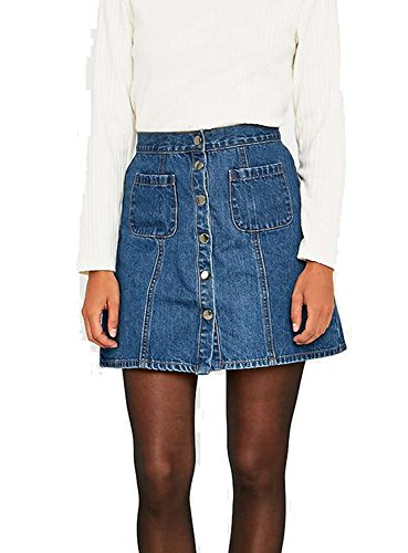 LADIES A-LINE DENIM SKIRT (16), used for sale  Delivered anywhere in UK