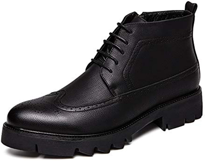 SRY-scarpe, Stivali Uomo, Nero (Nero), 39,5 EU | Consegna Consegna Consegna veloce  f969aa
