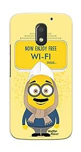 Kaira High Quality Printed Designer Back Case Cover For Motorola Moto E3 Power(Freewifi)