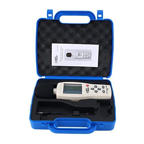 Pudincoco Smart Sensor AS824 Medidores Nivel Sonido