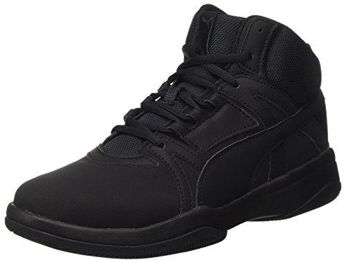 Puma Unisex-Erwachsene Rebound Street Evo Sl Sneaker Schwarz - Schwarz