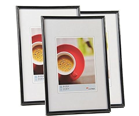 Lot de 3 cadres photo Galeria 20x30 cm