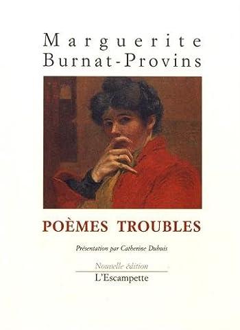 Marguerite Burnat Provins - Poèmes