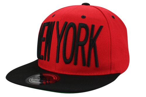 Alex Flittner Designs Casquette Miami & New York & Los Angeles Snapback Cap/Casquette Baseball