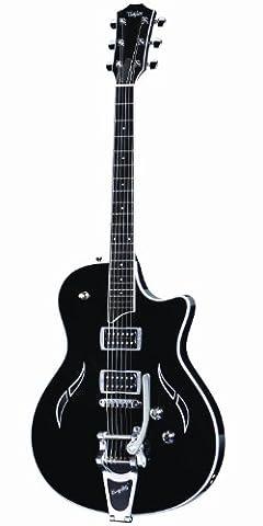 Taylor T3B SR Semi Hollow Body Guitar with Bigsby Black