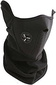 Neoprene Half Face Mask (Black)