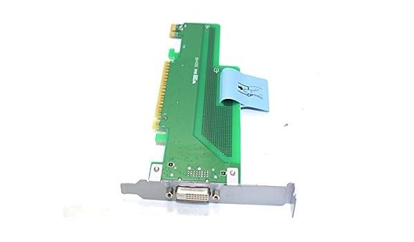 Dell Optiplex 740 DVI-D Add In Video Card UJ918