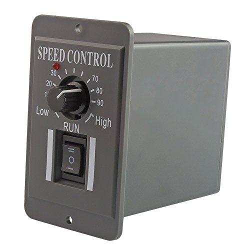 lyws DC 12V 24V 36V 48V 6A Gear Motor Speed Controller normal-stop-reverse - Motor Speed Controller
