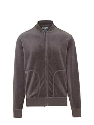 Jockey Velours Jacket 500711 Granite S