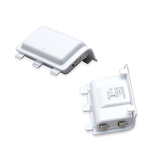 Akku-kapazität Einheiten (Kobwa 400mAh Akku Pack Kit Micro USB Ladekabel für Xbox ONE und Xbox One S Controller)