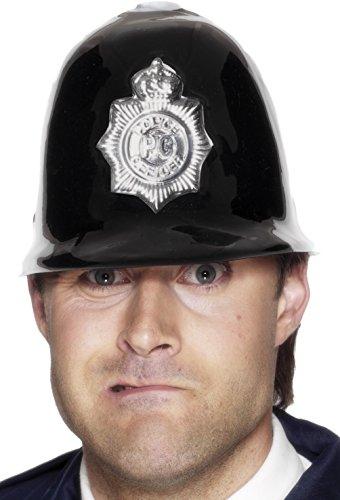 Imagen de smiffy's  disfraz de policía para hombre, talla única 92080