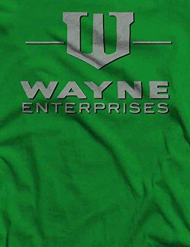 Wayne Enterprises T-Shirt S-XXL 12 Farben / Colours Grün