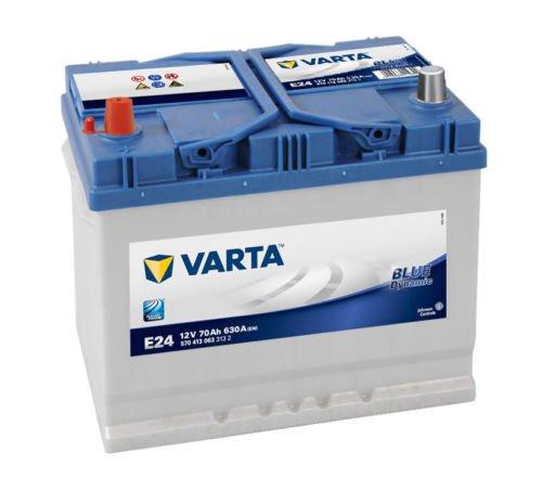 Varta E24 batteria auto da 570 413 063