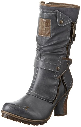 Mustang-Womens-1141-606-Ankle-Boots