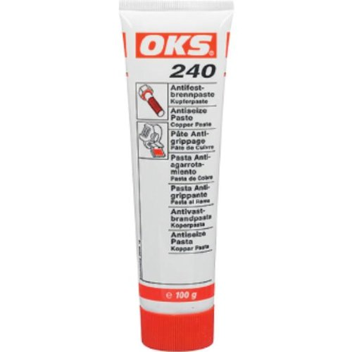 Antifestbrennpaste OKS 240, Gebindegröße Kg: 0,1000, Herstellerbestellnummer: 4000349038, VPE: 10