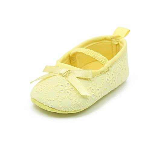 OOSAKU Zapatos para bebés Bautizo Mancha