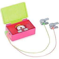 Project Mc2 Lie Detector Kit de experimentos - juguetes y kits de ciencia para niños (Biología, Kit de experimentos, 6 año(s), Chica, Verde, Gris, Rosa, De plástico)